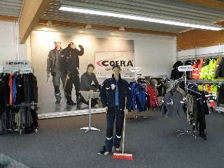 COFRA Showroom